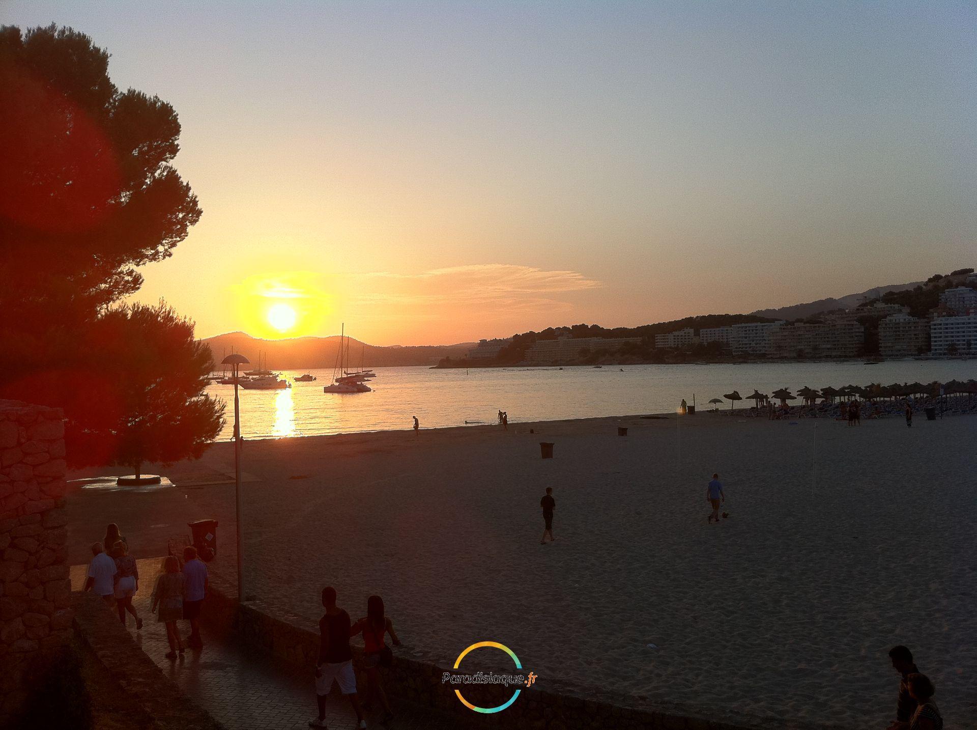 Vacances à Majorque aux îles baleares