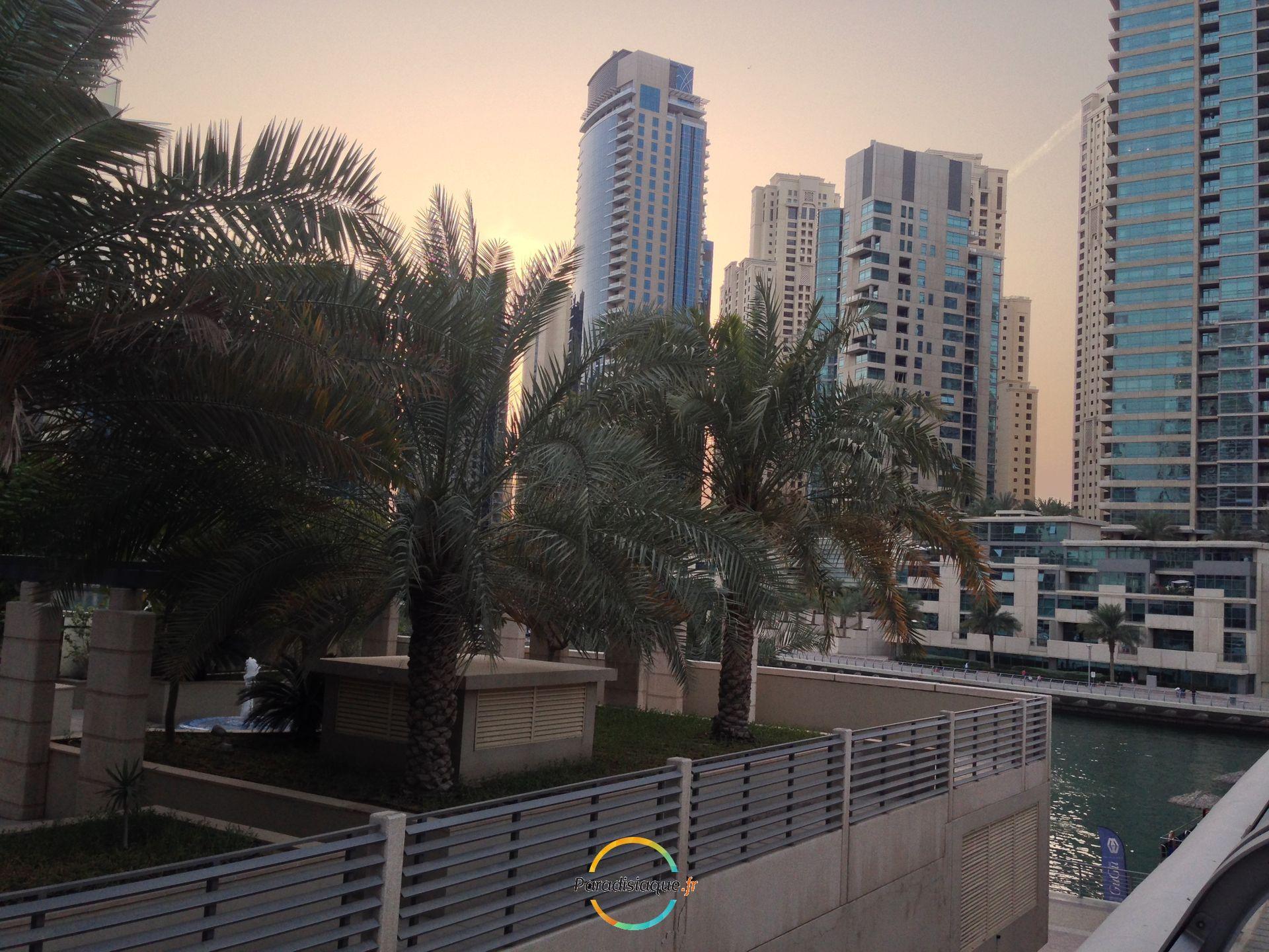 Voyage à Dubaï aux Émirats arabes unis